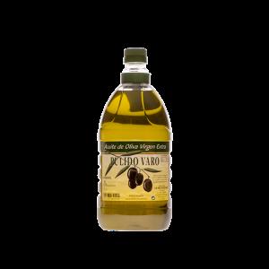 Garrafa de 2 litros de aceite virgen extra
